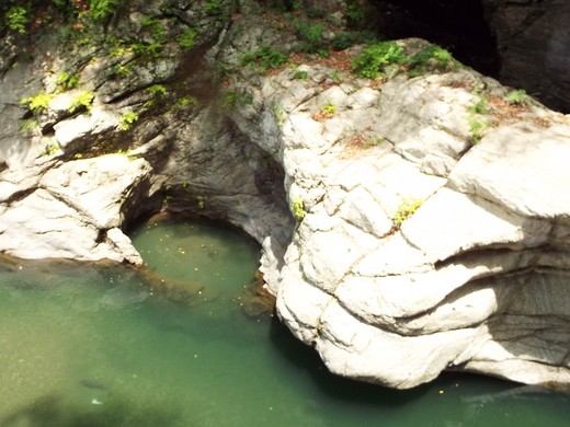 6月10日猿橋と岩殿山の下見_e0145782_18551283.jpg