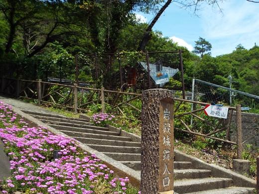 6月10日猿橋と岩殿山の下見_e0145782_18585490.jpg