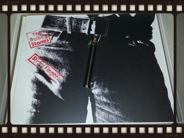 THE ROLLING STONES / STICKY FINGERS SUPER DELUXE EDITION Vol.1_b0042308_181976.jpg