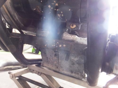 エンジンがブルブルふるえてます_a0257316_23113766.jpg