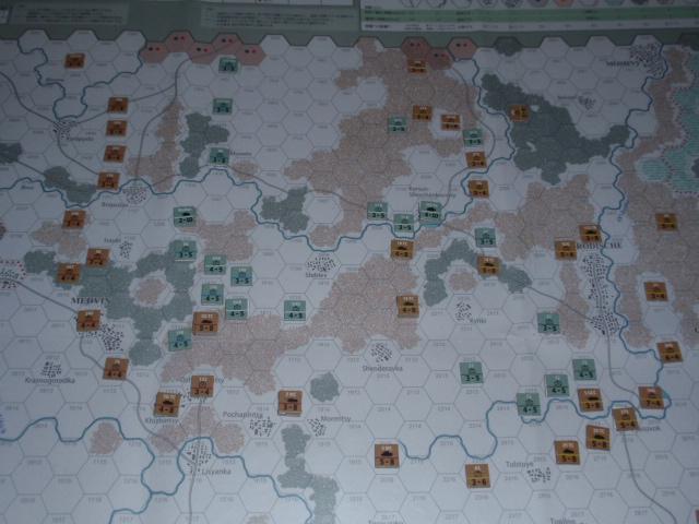 CHS/CMJ「コルスンの戦い」ソロプレイ(2戦目)③_b0162202_17533731.jpg