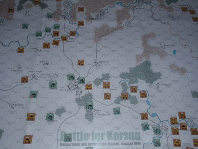 CHS/CMJ「コルスンの戦い」ソロプレイ(2戦目)③_b0162202_17534826.jpg
