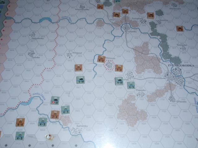 CHS/CMJ「コルスンの戦い」ソロプレイ(2戦目)③_b0162202_17535813.jpg