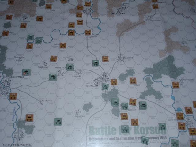 CHS/CMJ「コルスンの戦い」ソロプレイ(2戦目)③_b0162202_1855187.jpg