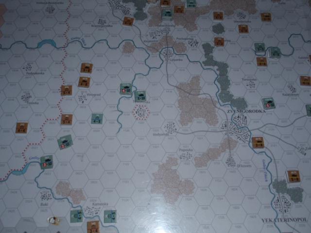 CHS/CMJ「コルスンの戦い」ソロプレイ(2戦目)③_b0162202_18627.jpg