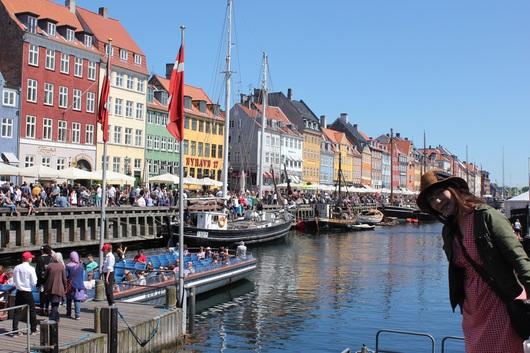 デンマークのコペンハーゲンの街歩き(^O^)/_a0213806_15541929.jpg