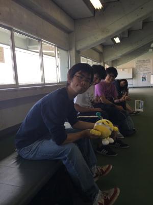 かがみいし田んぼアート 田植祭りの前に_e0140921_1051378.jpg