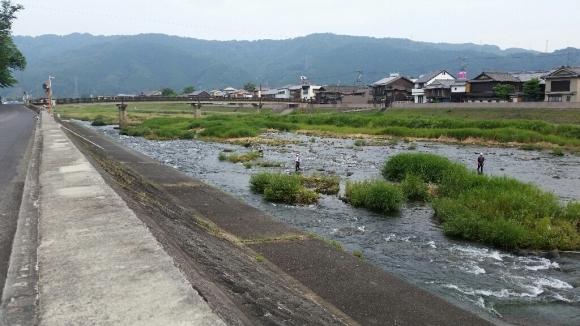 名張川、解禁情   報。_c0266737_16584946.jpg