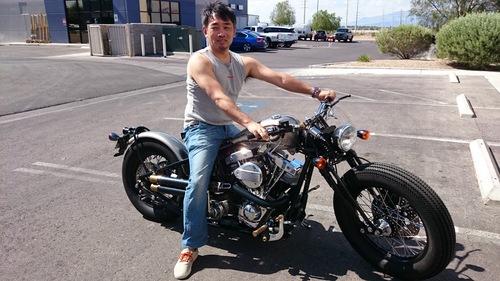 日本第5のバイクメーカーZero Engineering USAさんに行ってきました!_f0088456_14241670.jpg