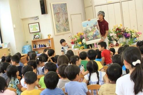 子どもの日・花の日礼拝_f0324461_08502600.jpg