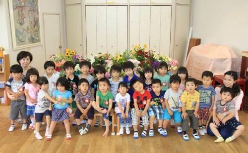 子どもの日・花の日礼拝_f0324461_09213943.jpg