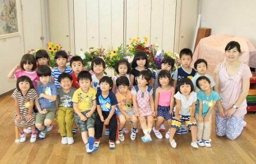 子どもの日・花の日礼拝_f0324461_09214558.jpg
