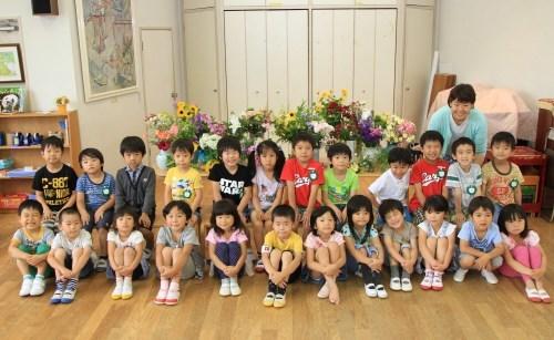 子どもの日・花の日礼拝_f0324461_09214958.jpg