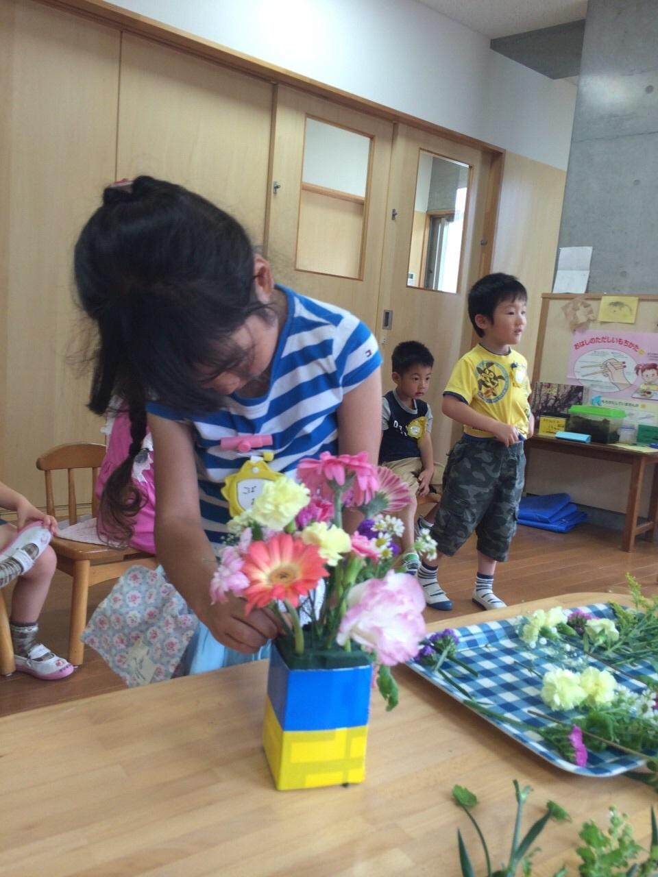 子どもの日・花の日礼拝_f0324461_09295762.jpg