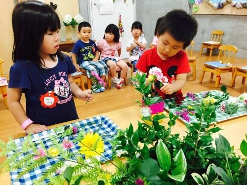 子どもの日・花の日礼拝_f0324461_09302461.jpg