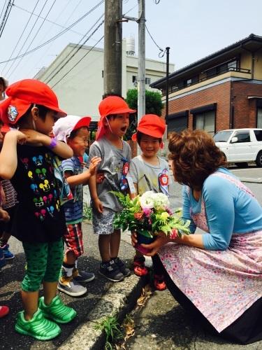 子どもの日・花の日礼拝_f0324461_09315143.jpg