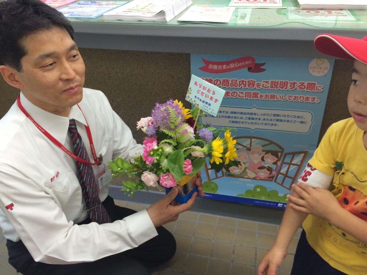 子どもの日・花の日礼拝_f0324461_21491939.jpg