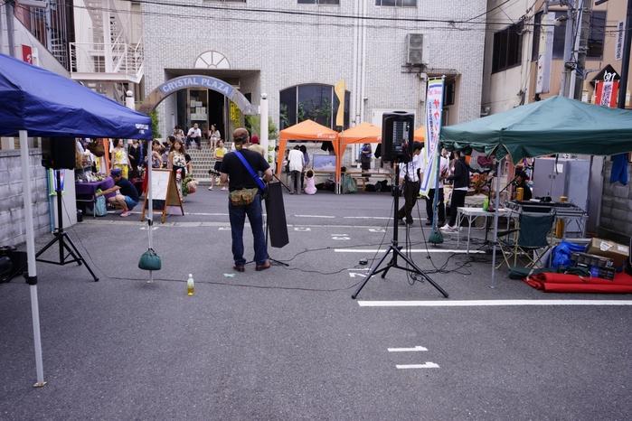 15年6月14日・TAMARIBA横丁ライブ_c0129671_1712493.jpg