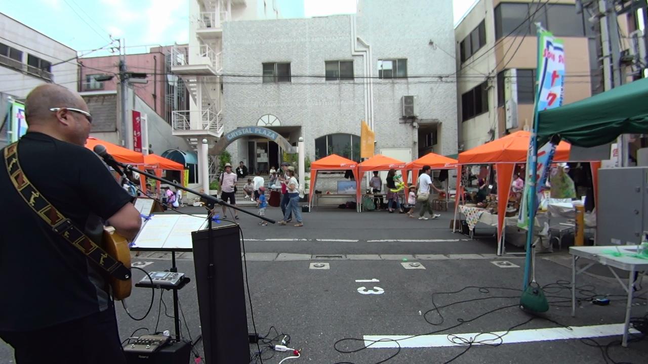 15年6月14日・TAMARIBA横丁ライブ_c0129671_1713789.jpg