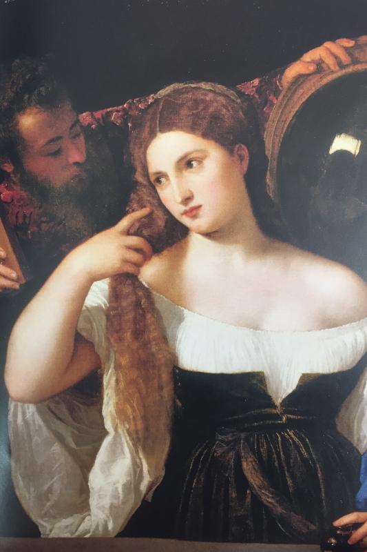 ティツィアーノ・ヴェッチェリオ(ルーブル美術館展 国立新美術館)_c0366777_15393065.jpg