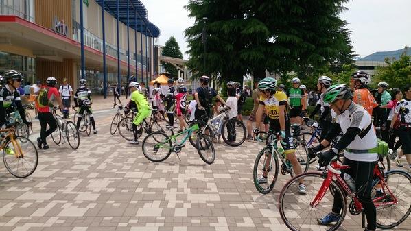 5/23(土)開催、別所線と走ろう「塩田サイクリング」の模様_b0217782_1232566.jpg
