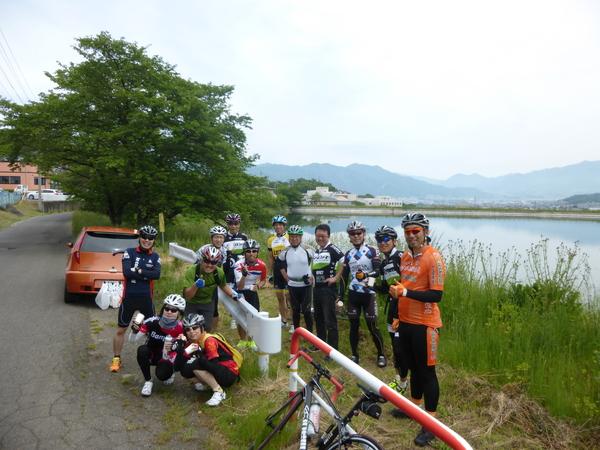 5/23(土)開催、別所線と走ろう「塩田サイクリング」の模様_b0217782_12482378.jpg