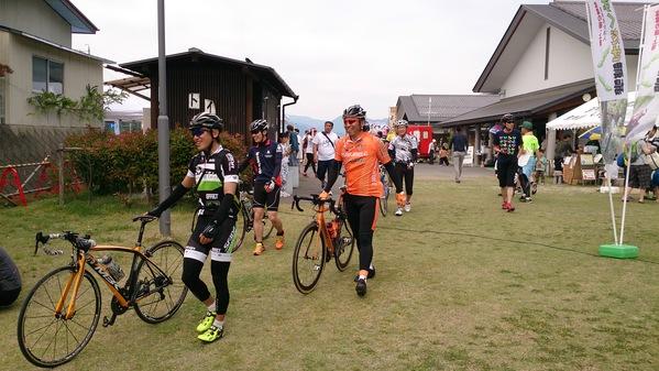 5/23(土)開催、別所線と走ろう「塩田サイクリング」の模様_b0217782_140426.jpg