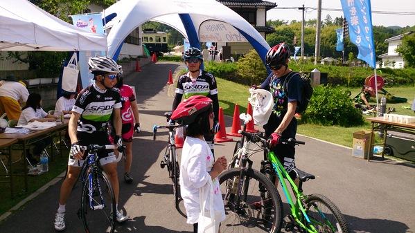 5/23(土)開催、別所線と走ろう「塩田サイクリング」の模様_b0217782_2022322.jpg