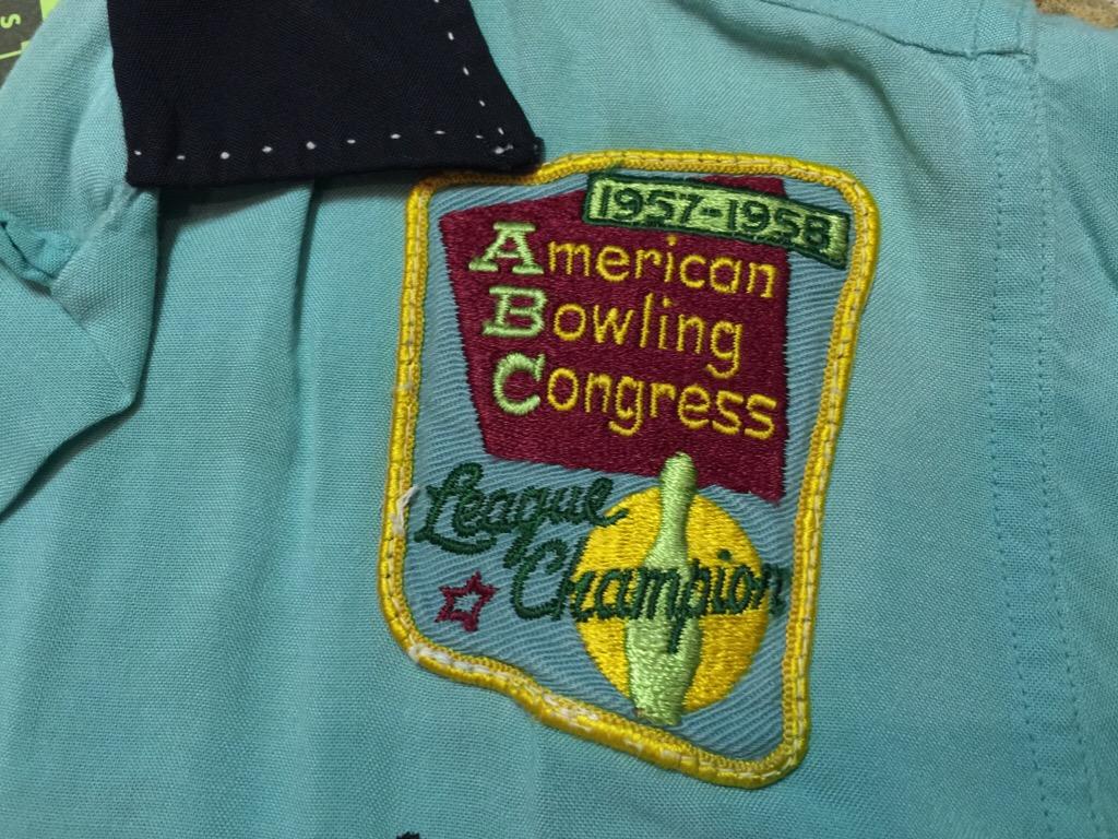 神戸店6/17(水)夏物ヴィンテージ入荷!#1  Bowling Shirt① BlackRayon!(T.W.神戸店)_c0078587_1412173.jpg