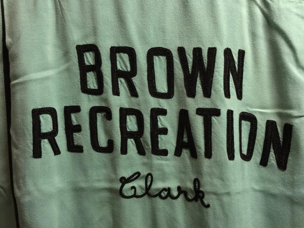 神戸店6/17(水)夏物ヴィンテージ入荷!#1  Bowling Shirt① BlackRayon!(T.W.神戸店)_c0078587_14121924.jpg