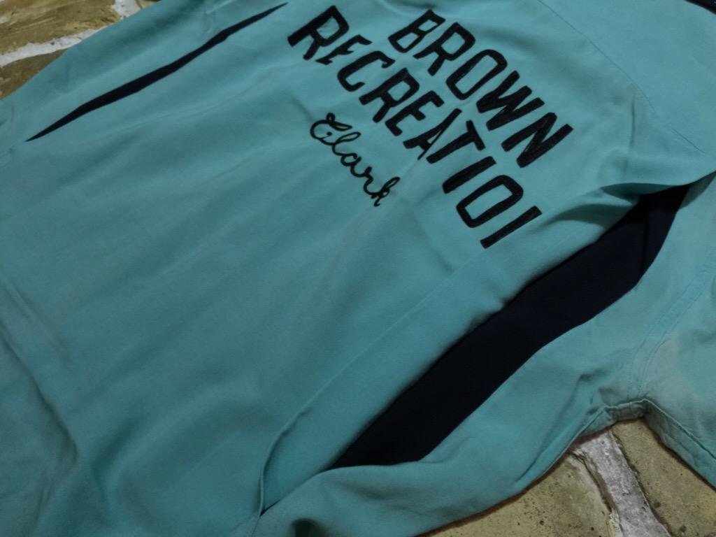 神戸店6/17(水)夏物ヴィンテージ入荷!#1  Bowling Shirt① BlackRayon!(T.W.神戸店)_c0078587_14124098.jpg