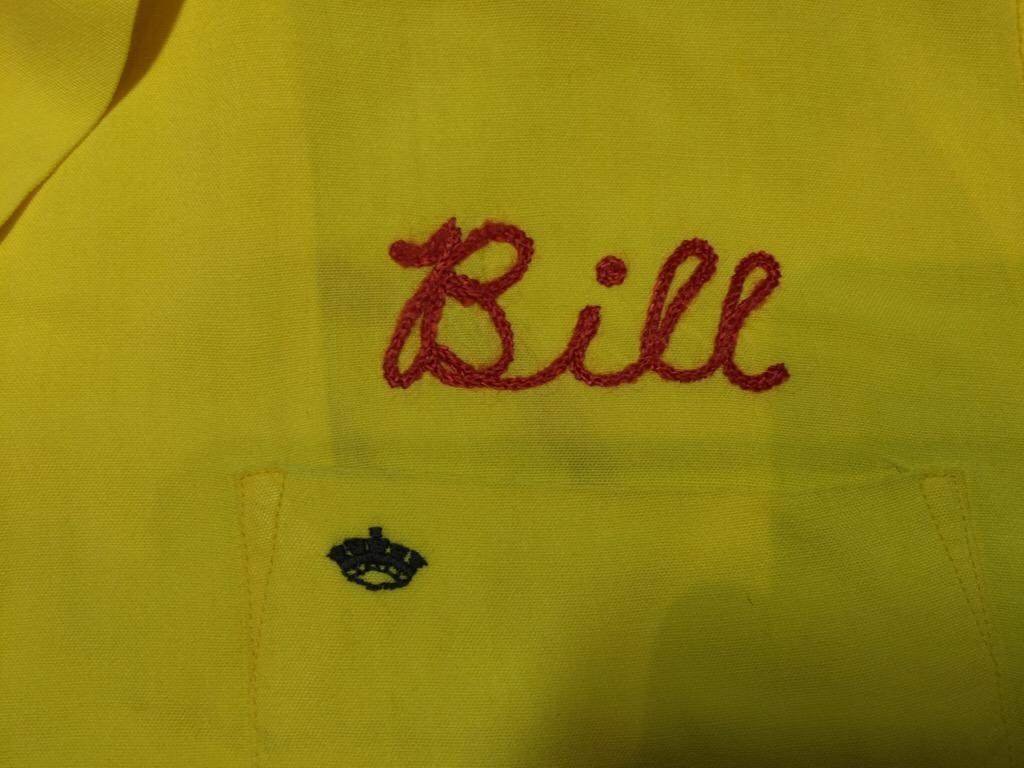 神戸店6/17(水)夏物ヴィンテージ入荷!#1  Bowling Shirt① BlackRayon!(T.W.神戸店)_c0078587_14141520.jpg