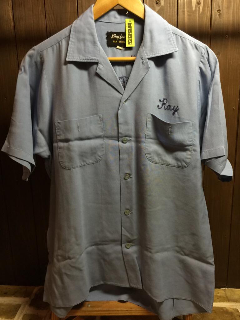 神戸店6/17(水)夏物ヴィンテージ入荷!#1  Bowling Shirt① BlackRayon!(T.W.神戸店)_c0078587_1415388.jpg