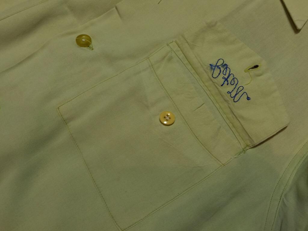 神戸店6/17(水)夏物ヴィンテージ入荷!#1  Bowling Shirt① BlackRayon!(T.W.神戸店)_c0078587_14181230.jpg