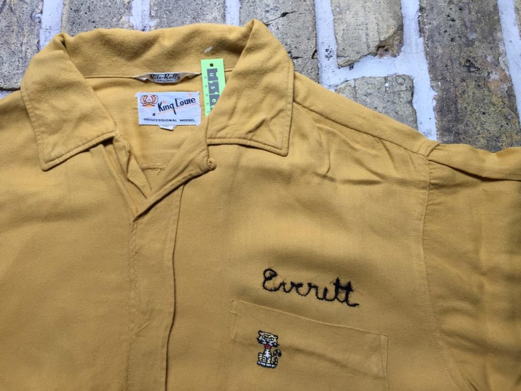 神戸店6/17(水)夏物ヴィンテージ入荷!#2 Bowling Shirt②!(T.W.神戸店)_c0078587_14593678.jpg