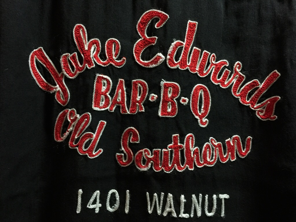 神戸店6/17(水)夏物ヴィンテージ入荷!#1  Bowling Shirt① BlackRayon!(T.W.神戸店)_c0078587_1494062.jpg