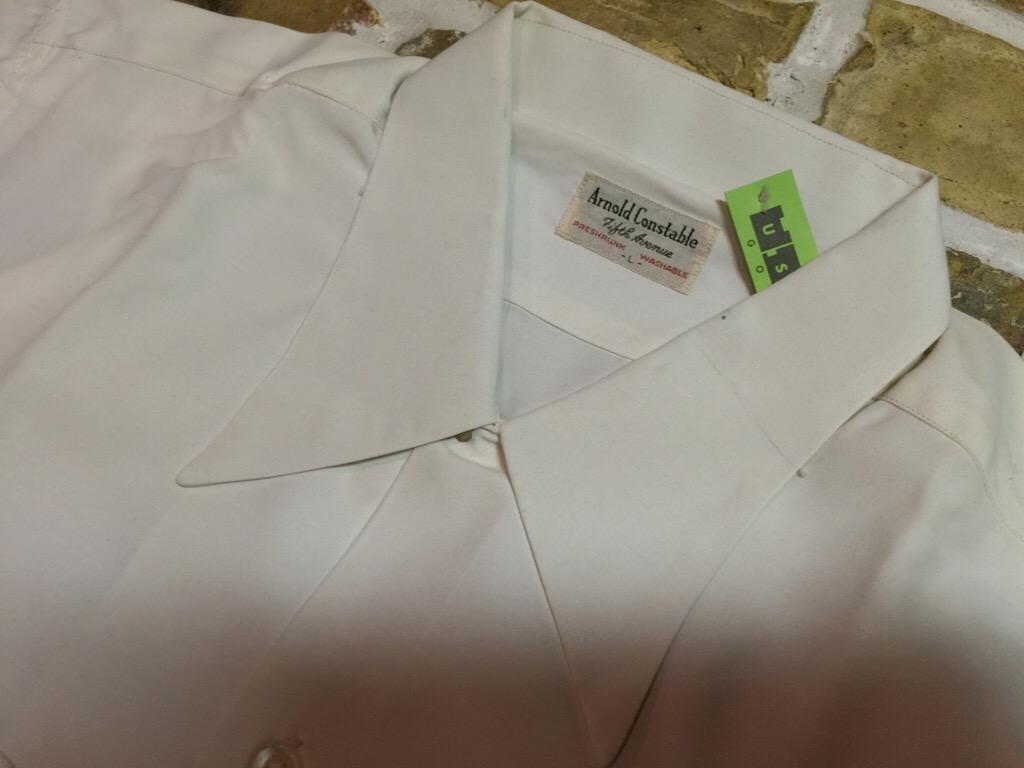 神戸店6/17(水)夏物ヴィンテージ入荷!#3 Vintage White!(T.W.神戸店)_c0078587_1944953.jpg