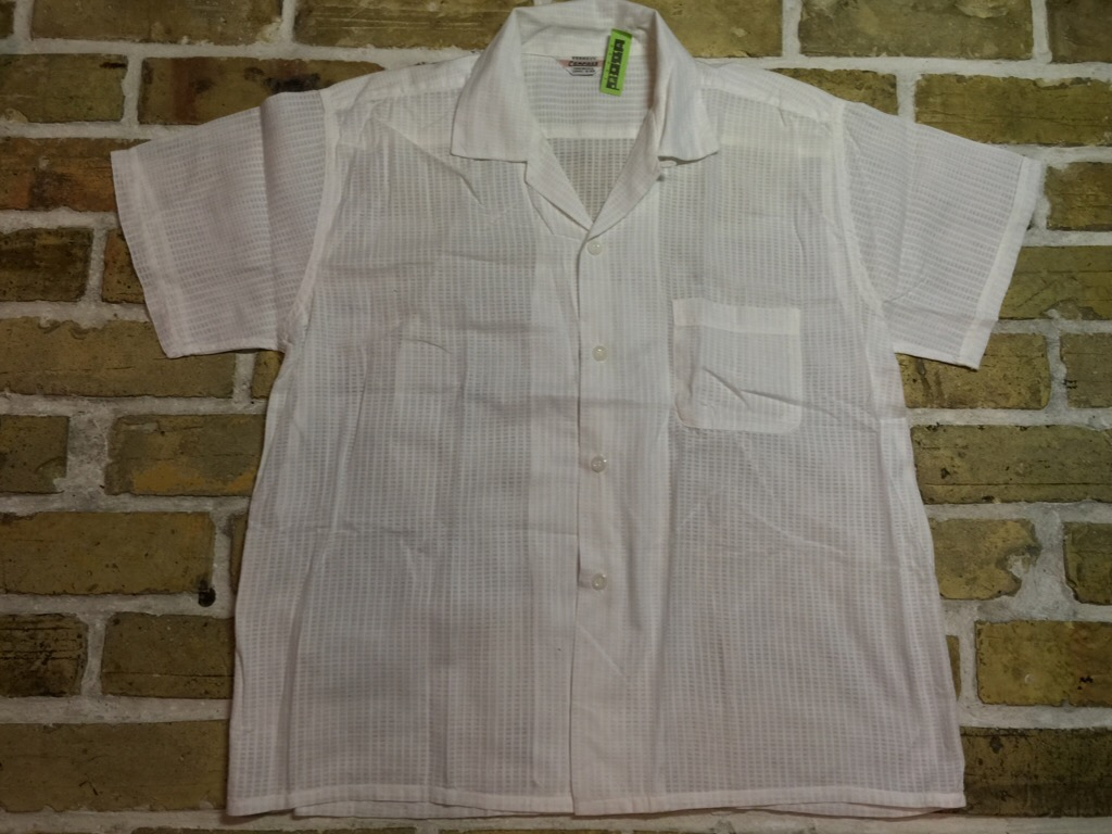神戸店6/17(水)夏物ヴィンテージ入荷!#3 Vintage White!(T.W.神戸店)_c0078587_19462795.jpg