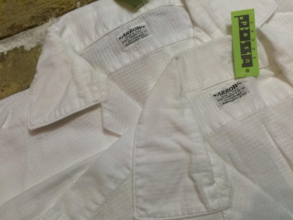 神戸店6/17(水)夏物ヴィンテージ入荷!#3 Vintage White!(T.W.神戸店)_c0078587_1951407.jpg