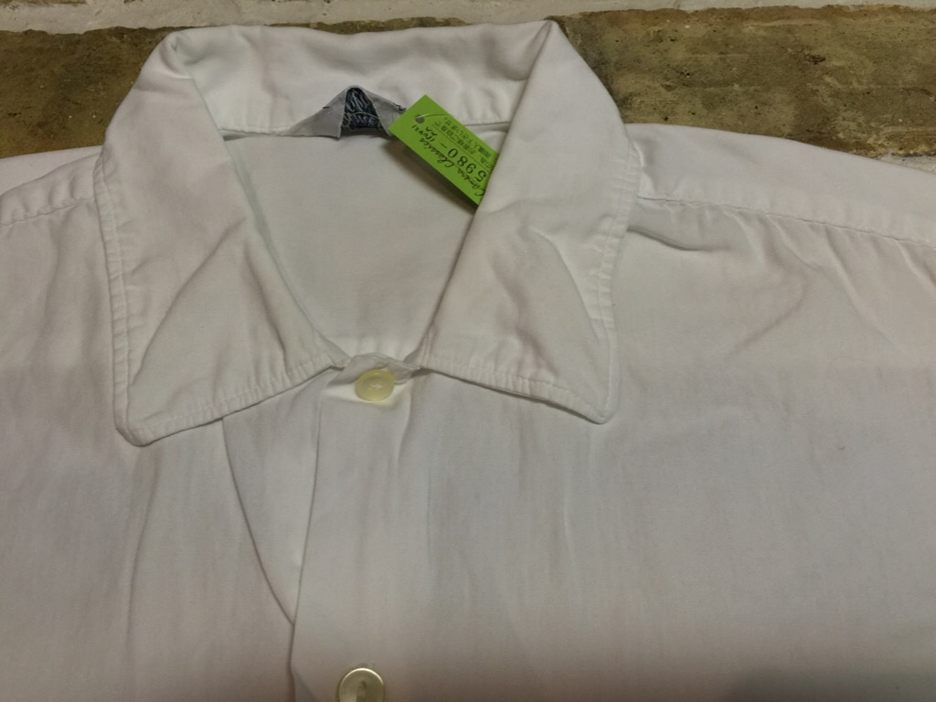 神戸店6/17(水)夏物ヴィンテージ入荷!#3 Vintage White!(T.W.神戸店)_c0078587_19535288.jpg