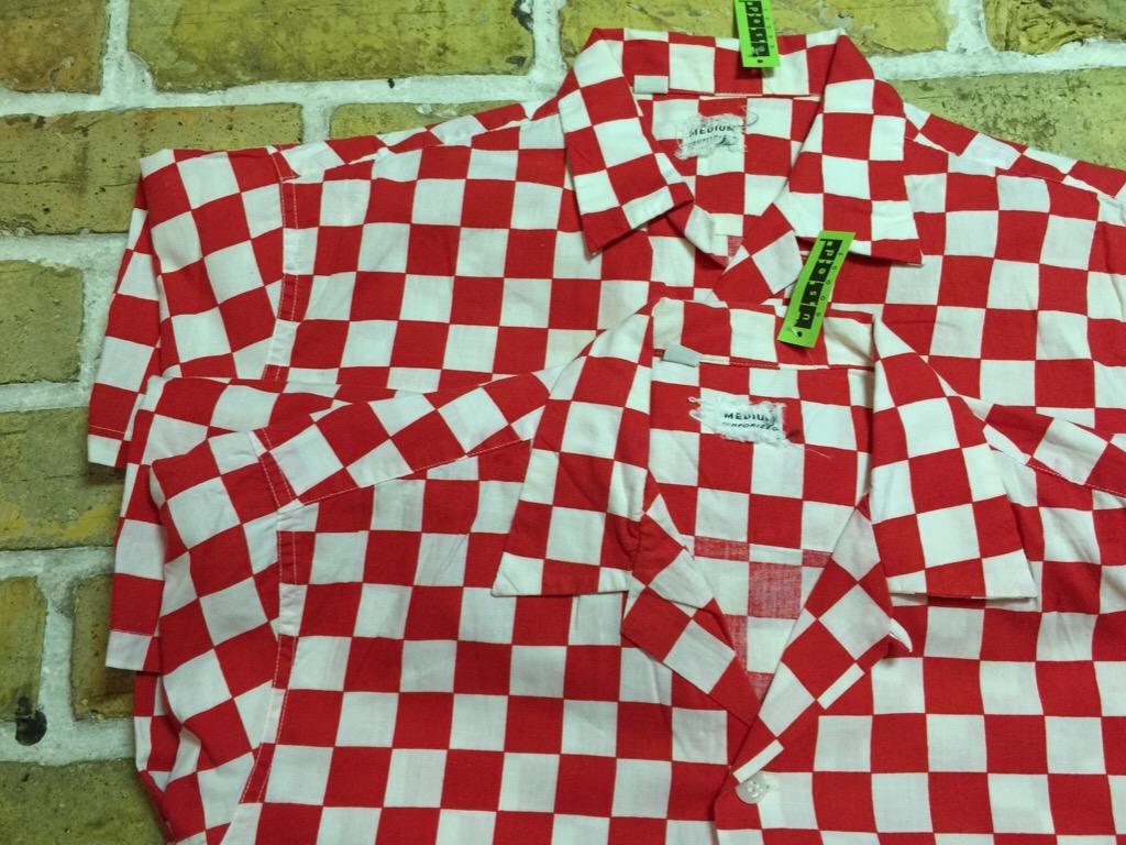 神戸店6/17(水)夏物ヴィンテージ入荷!#4 Print,Check,Stripe Shirt!(T.W.神戸店)_c0078587_20104586.jpg