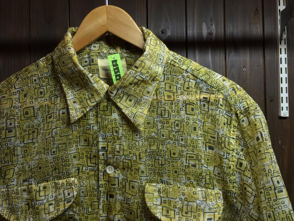 神戸店6/17(水)夏物ヴィンテージ入荷!#4 Print,Check,Stripe Shirt!(T.W.神戸店)_c0078587_20111458.jpg