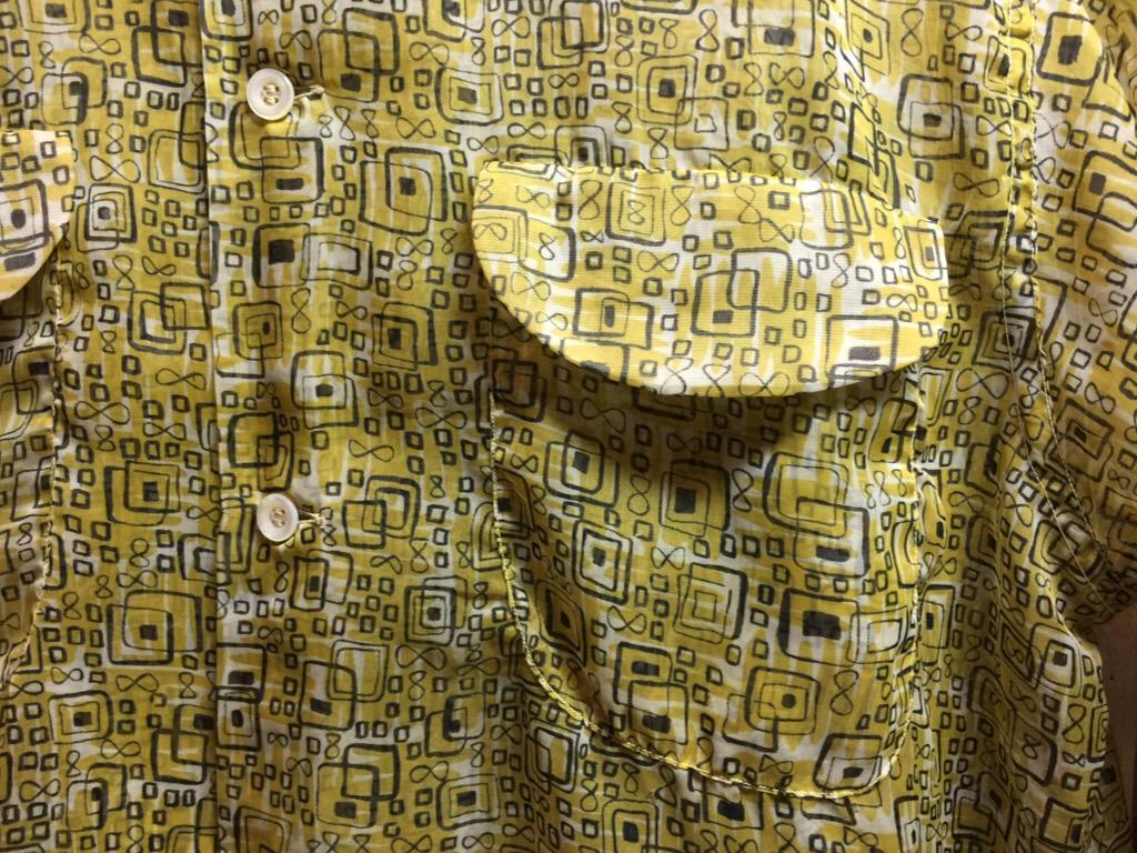 神戸店6/17(水)夏物ヴィンテージ入荷!#4 Print,Check,Stripe Shirt!(T.W.神戸店)_c0078587_20122100.jpg