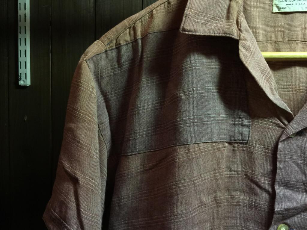 神戸店6/17(水)夏物ヴィンテージ入荷!#4 Print,Check,Stripe Shirt!(T.W.神戸店)_c0078587_20144444.jpg