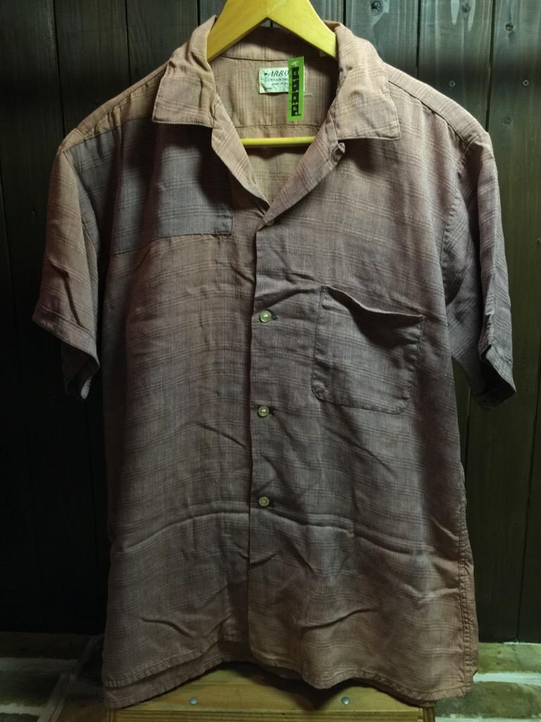 神戸店6/17(水)夏物ヴィンテージ入荷!#4 Print,Check,Stripe Shirt!(T.W.神戸店)_c0078587_201466.jpg