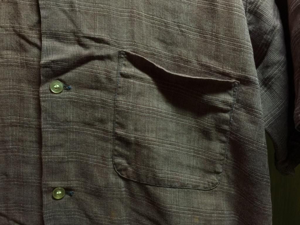 神戸店6/17(水)夏物ヴィンテージ入荷!#4 Print,Check,Stripe Shirt!(T.W.神戸店)_c0078587_2015134.jpg
