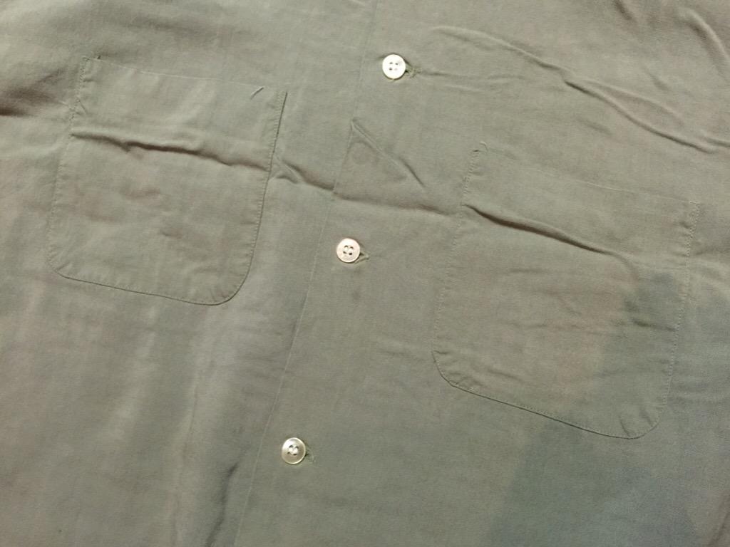 神戸店6/17(水)夏物ヴィンテージ入荷!#4 Print,Check,Stripe Shirt!(T.W.神戸店)_c0078587_20171112.jpg