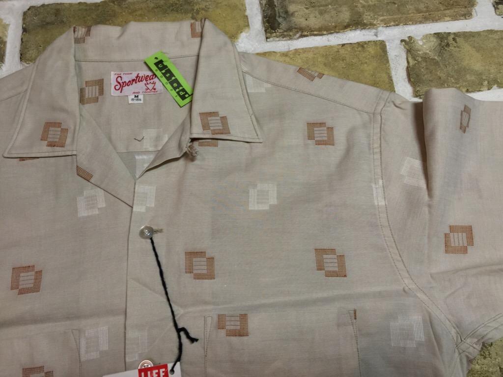 神戸店6/17(水)夏物ヴィンテージ入荷!#4 Print,Check,Stripe Shirt!(T.W.神戸店)_c0078587_2018542.jpg