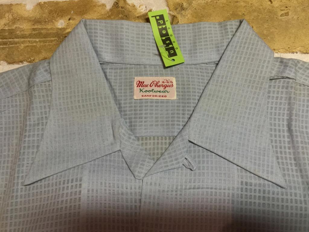 神戸店6/17(水)夏物ヴィンテージ入荷!#4 Print,Check,Stripe Shirt!(T.W.神戸店)_c0078587_202022.jpg