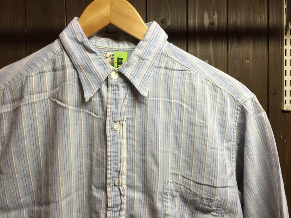 神戸店6/17(水)夏物ヴィンテージ入荷!#4 Print,Check,Stripe Shirt!(T.W.神戸店)_c0078587_2022337.jpg